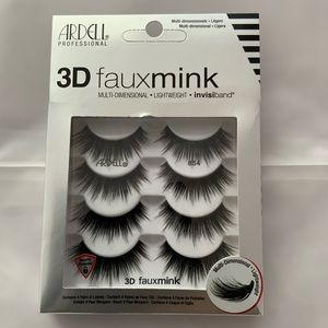 ARDELL PROFESSIONAL 3D Fauxmink 4 Pairs